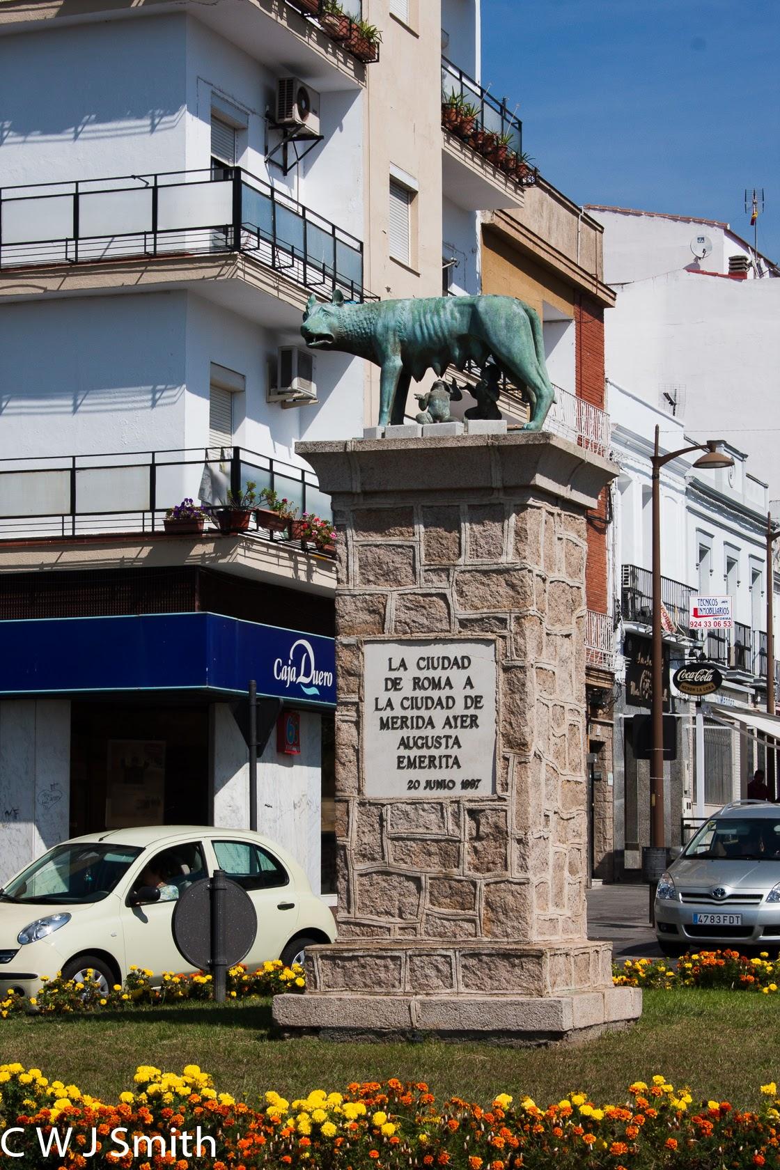 Merida, Lisbon & Badajoz 2015
