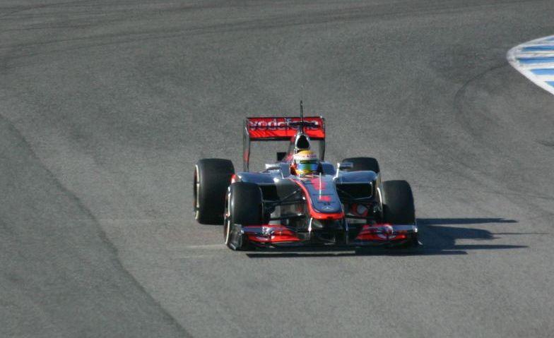 Formula 1 Practice Jerez 2013