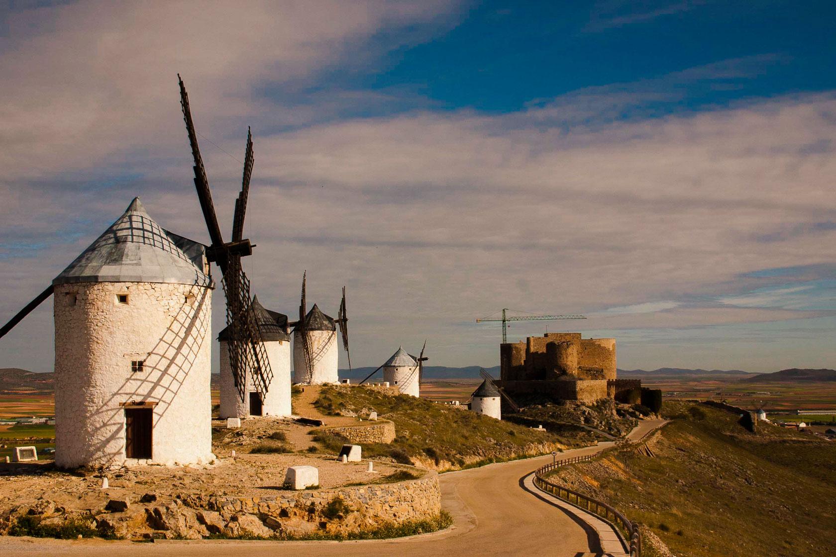 Madrid / Segovia Area 2012