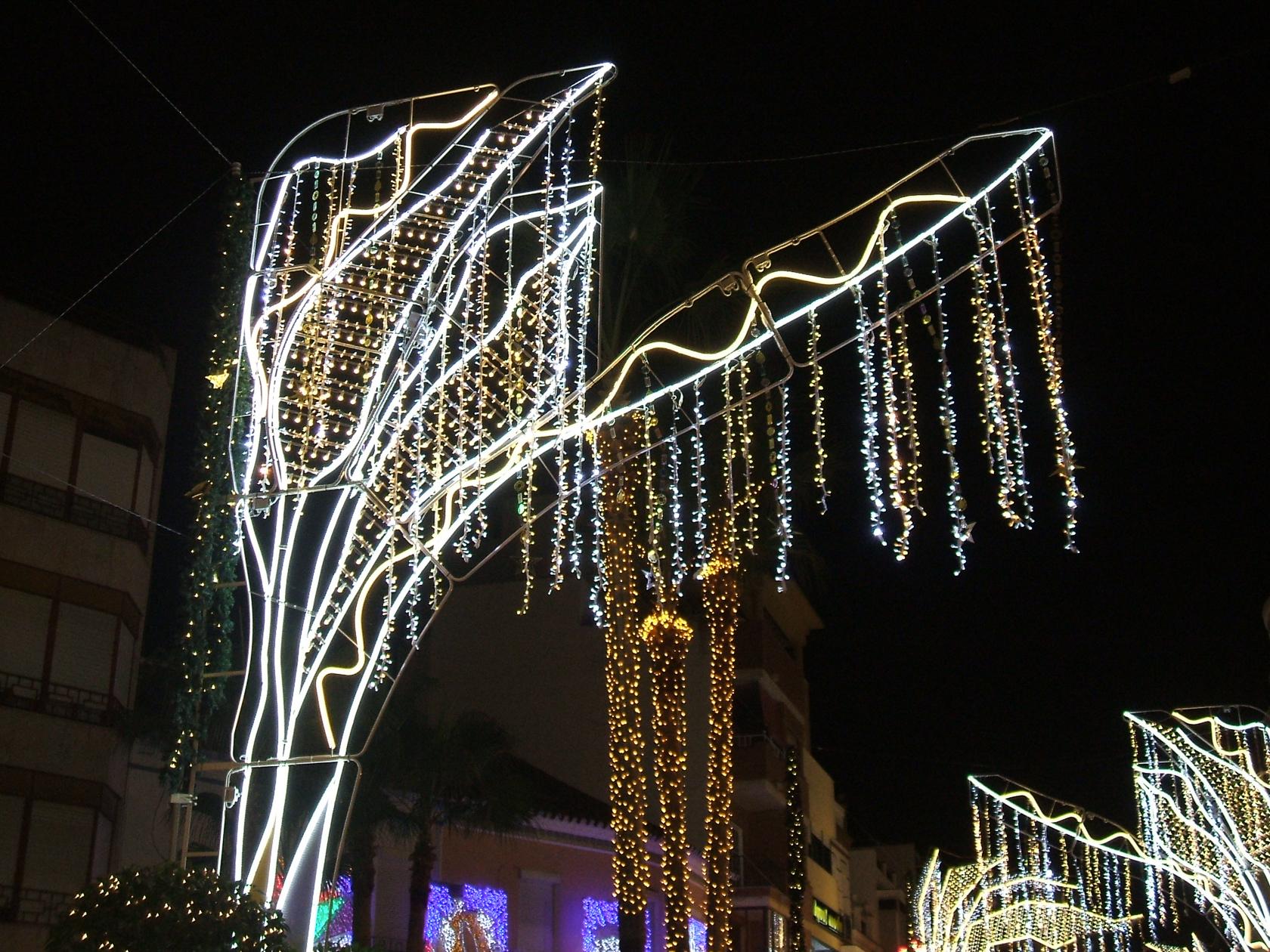 Puente Genil Christmas 2017 Lights