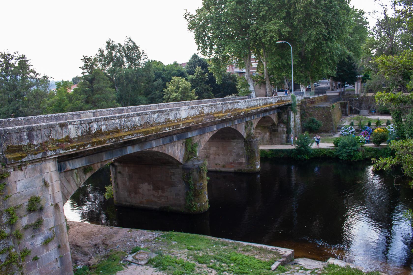 Main Bridge in Allariz